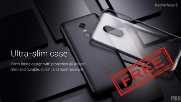 Xiaomi Redmi Note 5 ultra slim case