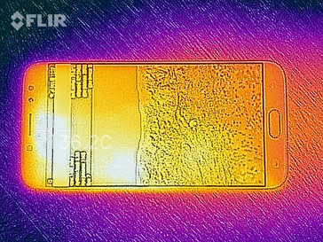 Samsung Galaxy J7 (2017) Duos Smartphone Review - NotebookCheck net