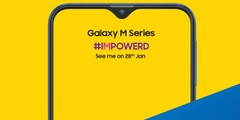 The Galaxy M phones will be unveiled on January 28. (Source: Sammobile)