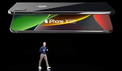 Tim Cook might introduce a foldable iPhone in 2020. (Source: Antonio De Rosa)