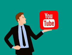 Only one in ten YouTube videos with affiliate links properly disclose them, according to a new study from researchers at Princeton University. (Source: Pixabay)