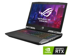 The first GeForce RTX laptops are now shipping starting at $1500 USD (Image source: Newegg)