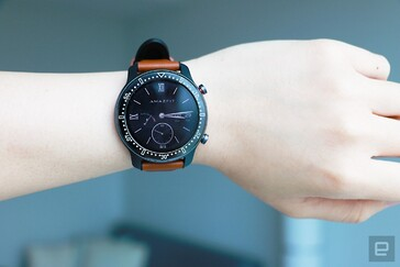 Is it an Amazfit...(Image source: Engadget)