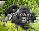 Gorilla Glass Victus is the first from Corning to deliver significant improvements in both drop and scratch resistance. (Image: Corning)