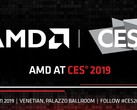 AMD's highly anticipated show at CES is rumored to feature some sort of information on the company's upcoming 7nm CPUs, the Ryzen 3000 series. (Source: AMD)