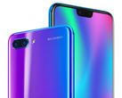 The Honor 10 features a built-in Neural Processing Unit (NPU) for AI acceleration. (Source: Honor)