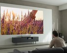 LG: New 4K short distance laser projector announced
