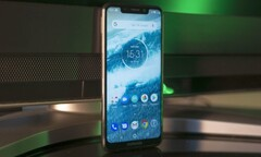 Motorola One Android smartphone with Qualcomm Snapdragon 625 processor (Source: Android Authority)