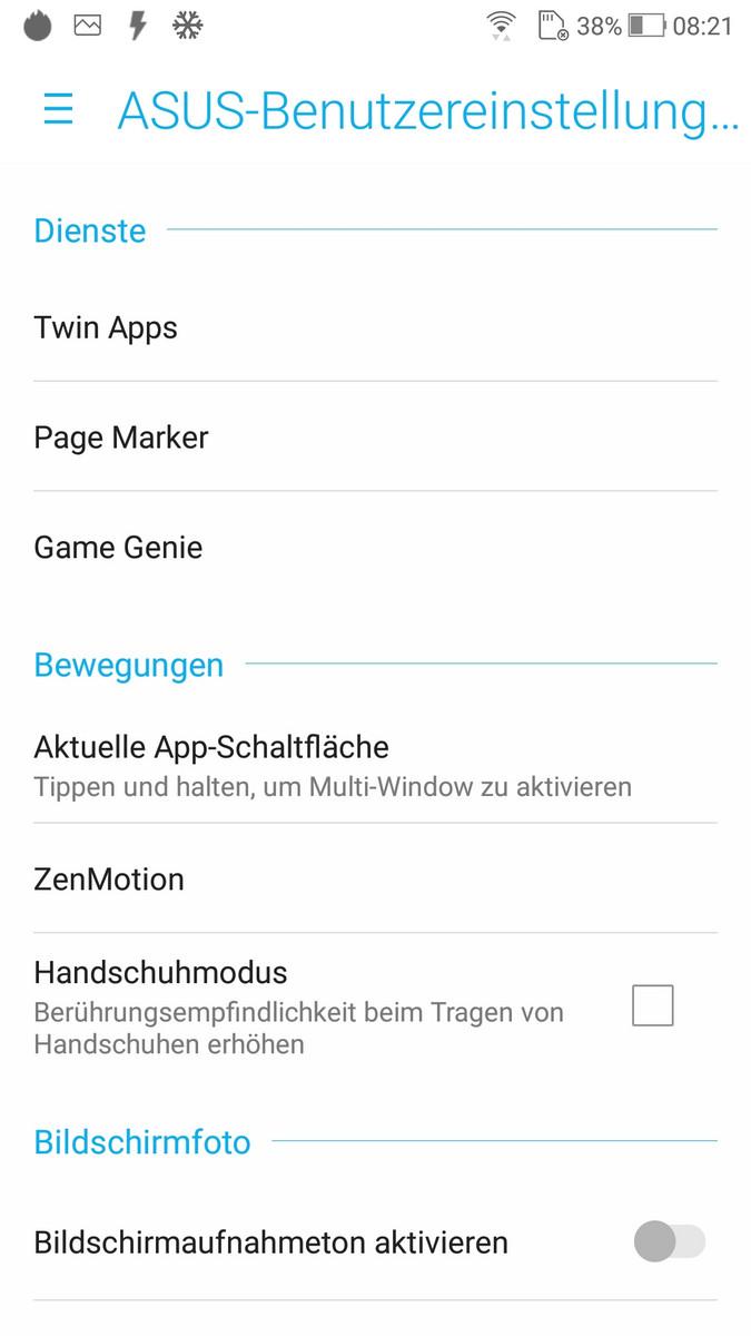 ASUS ZenFone 4 Selfie Pro ZD552KL Smartphone Review