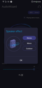 Speaker effects