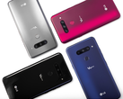 Android 10 is gradually finding its way onto more V40 ThinQ variants. (Image source: LG)