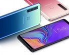 The 5G model is said to sport four rear cameras. (Source: GSMArena)