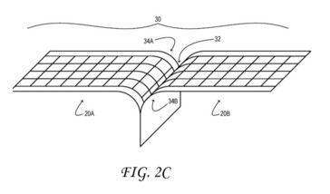 (3) A MS patent application for a display image correction layer. (Source: USPO)