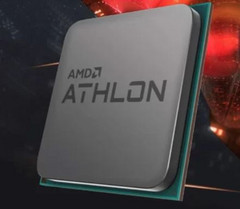 AMD Athlon 200GE series will target entry-level PC users. (Source: AMD)