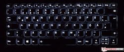 Lenovo Yoga 720-13IKB keyboard (illuminated)