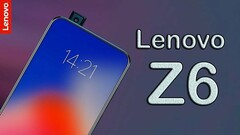 The Lenovo L78121 may be the Z6, given a pop-up camera by some unverified rumors. (Source: YouTube)