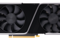 The GeForce RTX 3060 Ti will likely be based on a cut-down variant of the RTX 3070's GA104 GPU (Image source: NVIDIA)