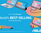 Asus ZenScreen has somehow grabbed 64 percent of the portable monitor market (Image source: Asus)