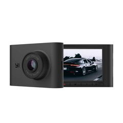 The YI Nightscape dash cam has Sony night vision. (Source: YI)