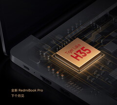 The RedmiBook Pro 15 and RedmiBook Pro 15S will arrive next month. (Image source: Xiaomi)