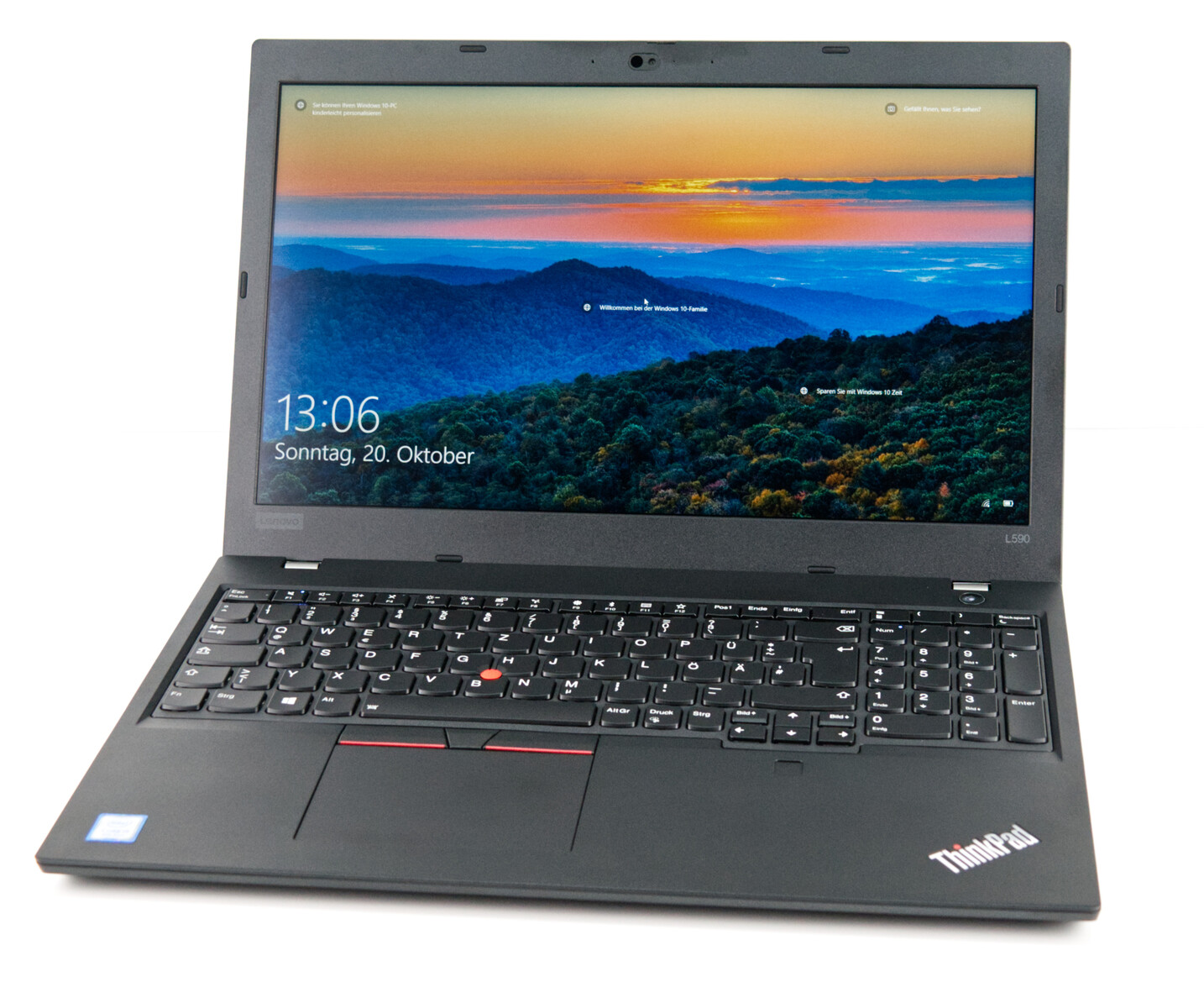 Lenovo Thinkpad L590 A Budget Business Laptop That Falls Short Of Expectations Notebookcheck Net News