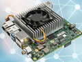 AAEON's UP Xtreme can be configured with up to an i7-8565U CPU. (Source: AAEON/UP)