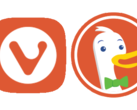Images via Vivaldi and DuckDuckGo