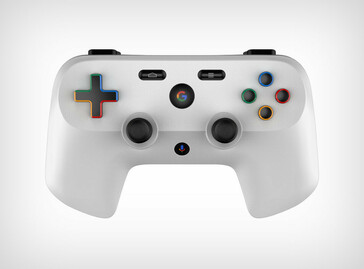 Render of potential Google Project Stream game controller. (Source: Yanko Design/Sarang Sheth)