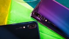 The Huawei P20 Pro. (Source: CNET)