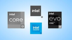 New Intel logos have been spotted. (Image: Intel)