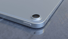 "The ""iPad Air"" shown in the new renders. (Source: SvetApple)"