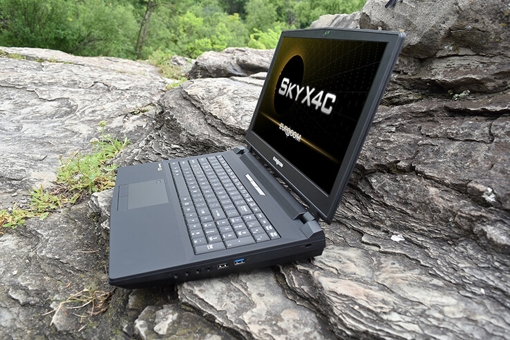 Обзор ноутбука Eurocom Sky X4C Core i9-9900KS