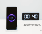 Xiaomi's new wireless charging mode in action. (Source: YouTube)