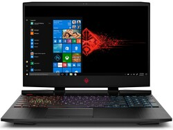 The HP Omen 15-dc1303ng laptop review. Test device courtesy of HP Germany.