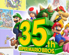 Nintendo has unveiled a plethora of content at its Super Mario Bros 35th Anniversary Direct. (Image source: Nintendo)