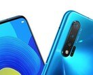 The Huawei Nova 6 may look like this. (Source: 91Mobiles)