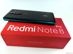 The Redmi Note 8 Pro is a great mid-range phone, but not a gaming smartphone. Test device courtesy of Trading Shenzhen