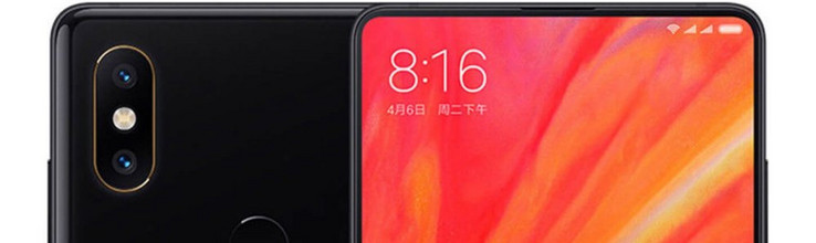 Xiaomi Mi Mix 2S Smartphone Review - NotebookCheck net Reviews