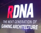 AMD previewed its new RDNA architecture for Radeon GPUs at Computex 2019.