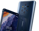 The Nokia 9 PureView will not receive Android 11 until Q2 2021 at the earliest. (Image source: HMD Global)