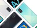 The Galaxy A71 5G may be here soon. (Source: Samsung)