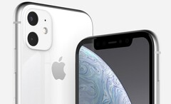 "The next ""iPhone XR"" is expected to have a wide notch and dual camera setup. (Image source: OnLeaks/Pricebaba)"