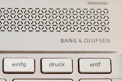 Bang & Olufsen speakers