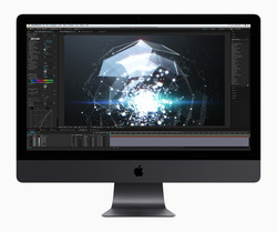 In review: Apple iMac Pro. Test model courtesy of Notebooksbilliger.