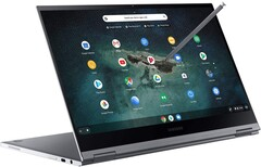 Samsung Galaxy Chromebook with 4K AMOLED, Core i5, 256 GB SSD, and 8 GB RAM already down to $800 USD (Source: Amazon)