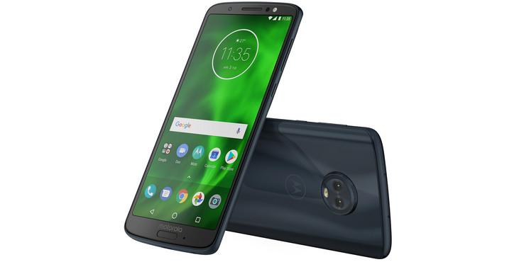 Motorola Moto G6 Smartphone Review - NotebookCheck net Reviews