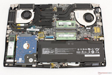 GS43VR 7RE internals are essentially identical to the GS43VR 6RE