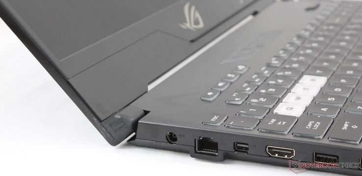 Asus ROG Strix GL504GM Hero II (i7-8750H, GTX 1060, FHD) Laptop