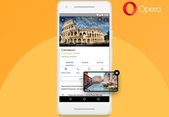 Opera for Android 50 sports PiP mode and publisher-friendly ad blocking (Source: Opera Blogs)
