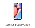 The Samsung Galaxy A10s. (Source: Android Enterprise Partners)